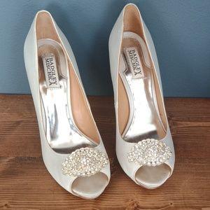 Badgley Mischka cute heels